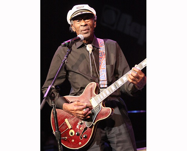 Chuck Berry Looks to Record, Admits Future is 'Very Dim'