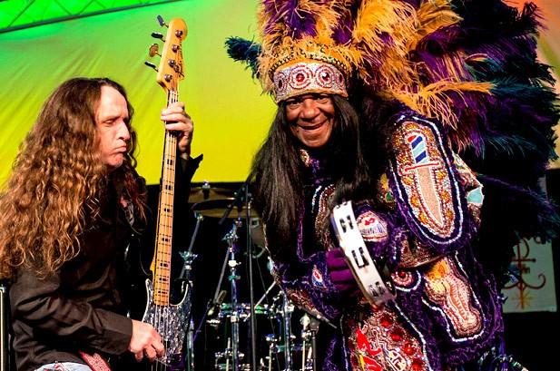 Voodoo Experience 2012 Photos: Metallica, Skrillex & More