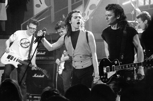 INXS Confirm Split: 'It's Time to Step Away'