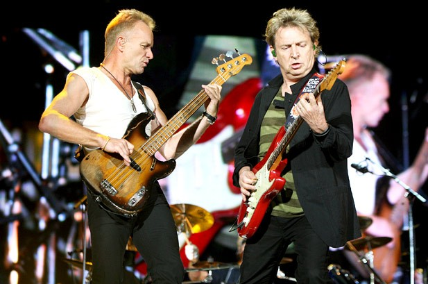 Andy Summers Debuts Film, Says Open to Police Reunion