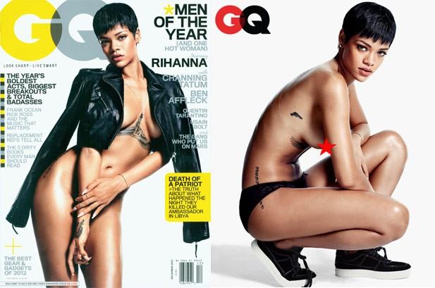 Rihanna naked picturs