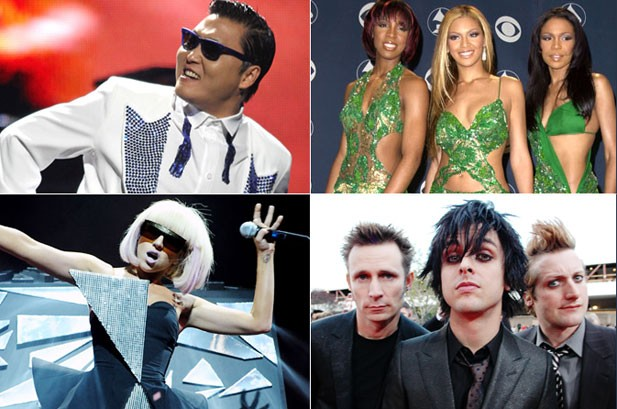 Biggest No. 2 Hits Ever: The Top 40 Hot 100 Tunes To Not Hit No. 1