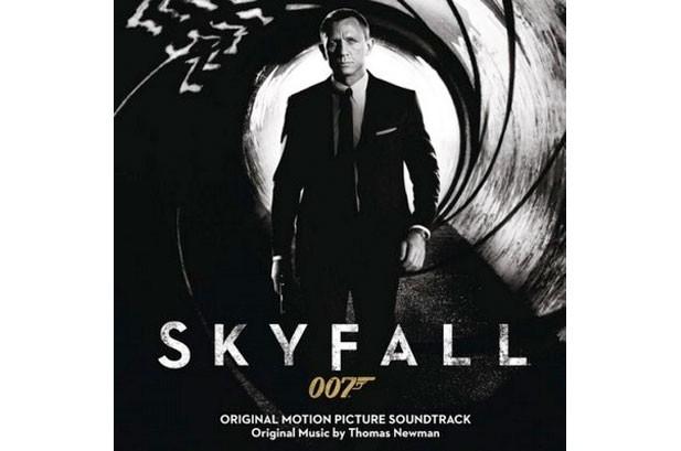 'Skyfall' Soundtrack: Highest-Charting Bond Album in 27 Years