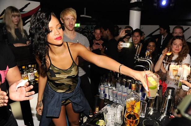 Rihanna's 777 Tour: Photo Highlights