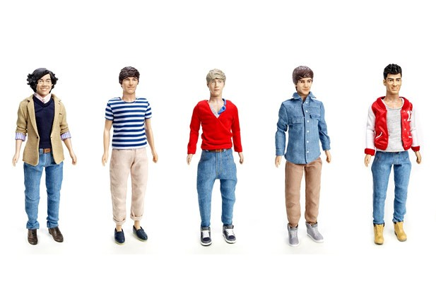 Win One Direction Dolls Signed By The Guys!