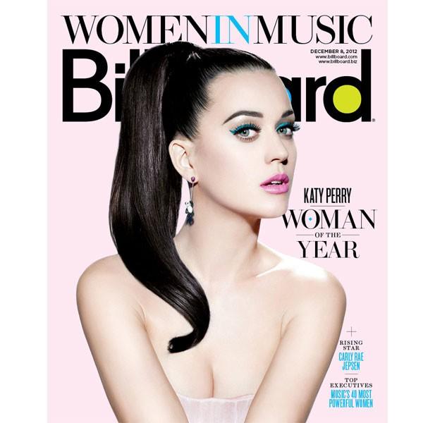 Billboard Magazine Covers 2012