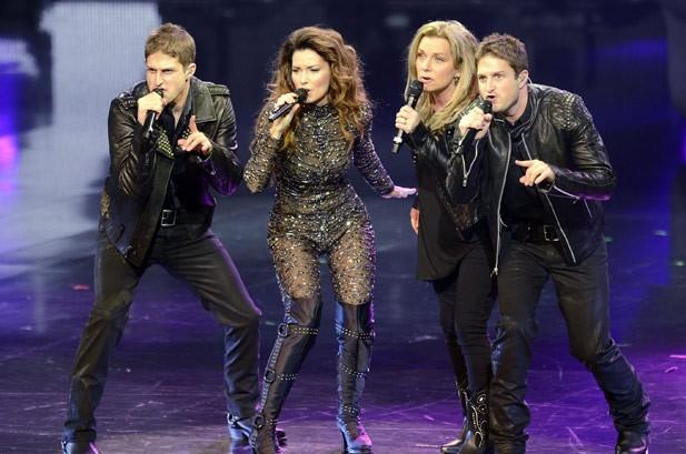 Shania Twain's 'Still the One' Vegas Show Debut: Photos