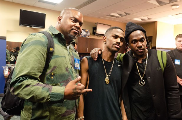 Day in the Life: Big Sean
