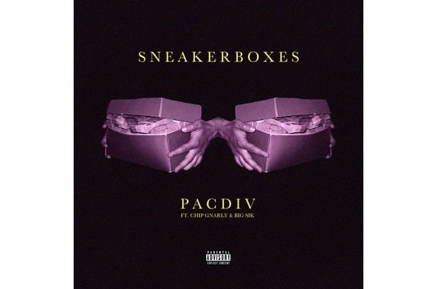 Pac Div's 'Sneakerboxes': Song Premiere