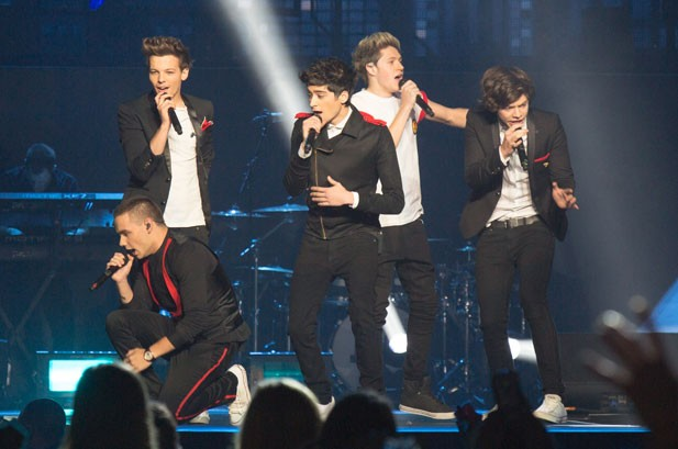 One Direction Headlines Sold-Out Show at Madison Square Garden