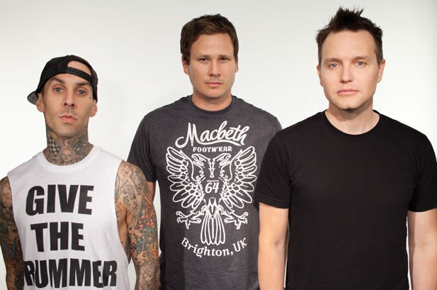 Blink-182 First Listen: Hear 'Boxing Day' from the 'Dogs Eating Dogs' EP