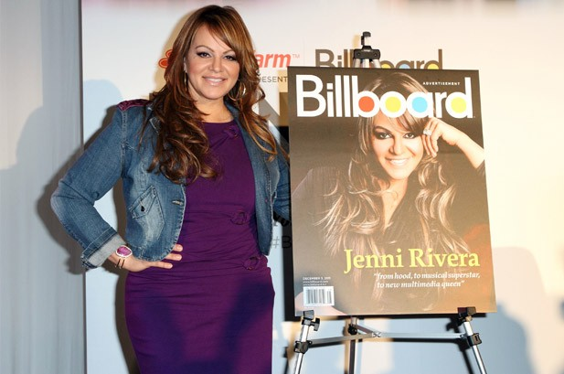 Jenni Rivera Photos: The Latin Diva's Life in Pics