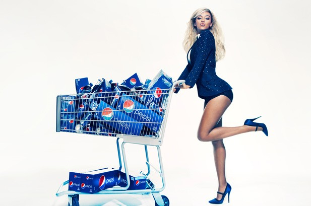 Beyonce Partners With Pepsi for $50 Million Deal