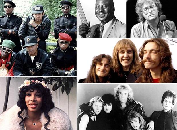 Rock Hall 2013: Rush Has Heart, Donna Summer, Public Enemy as Classmates