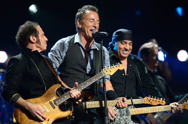 12-12-12 Sandy Relief Concert: Photos From Onstage & Backstage