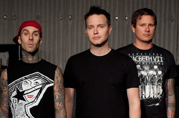 Blink-182 'Laughing' Again After Shaky Reunion Album