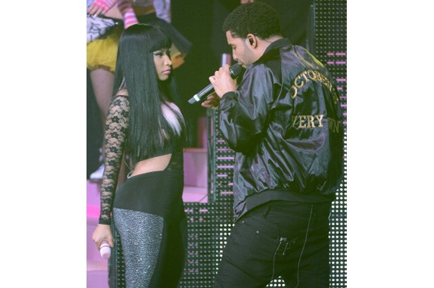 The Year In R&B/Hip-Hop 2012: Drake, Nicki Minaj Among Year's Chart Champs