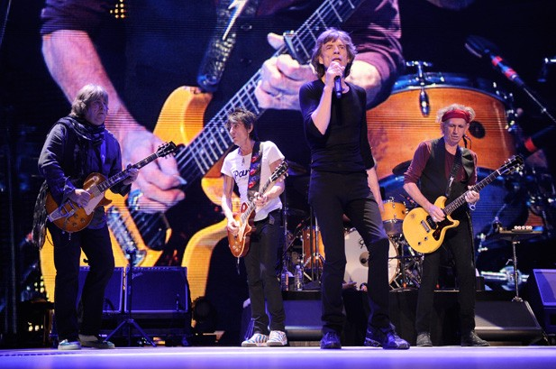 Rolling Stones Photos: '50 And Counting' Tour 2012