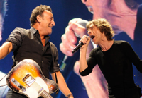 Rolling Stones Rock N.J. With Springsteen, Gaga, Others; Mourn Newtown at Final '50' Concert