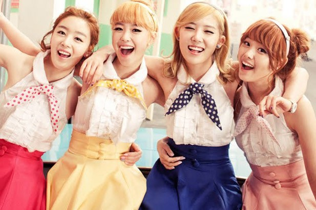 K-Pop Hot 100: Secret Rises to Top 10 After Van Accident