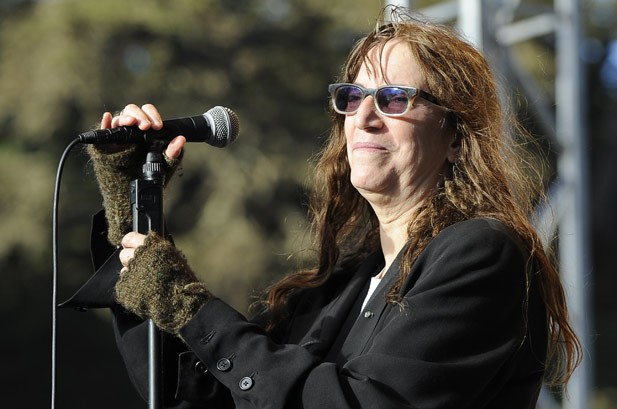 Patti Smith Planning 'Just Kids' Memoir Sequel