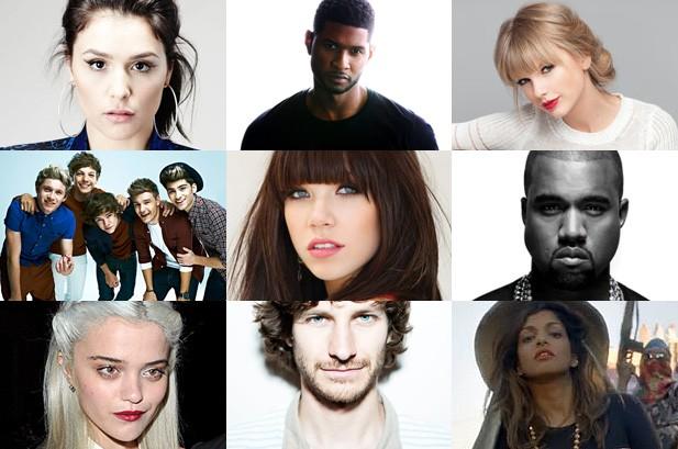 20 Best Songs of 2012: Critics' Picks