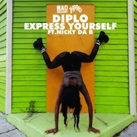 How Diplo's #ExpressYourself Campaign Took on a Life of Its Own