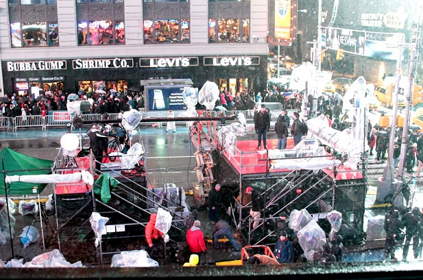 'Dick Clark's New Year's Rockin' Eve': A Special Backstage Preview