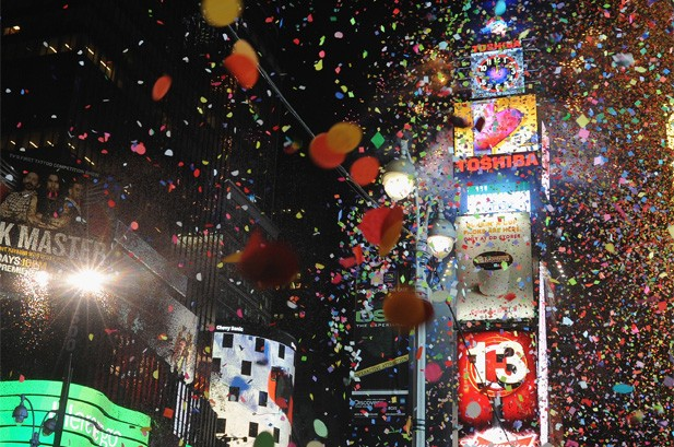 Live Times Square New Year's Eve Webcast: Watch Train, Cassadee Pope