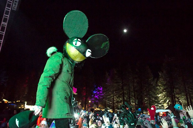 SnowGlobe 2012: Photos From the Lake Tahoe Music Festival