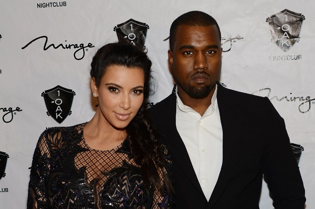 Kanye West, Kim Kardashian Feel 'Blessed and Lucky' About Pregnancy