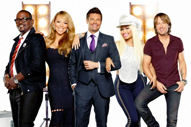 'American Idol' Judge Mariah Carey: 'We're Putting the 'Fun' Back in Dysfunction'
