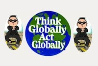 The Year in International: Think Globally, Act Globally (Like PSY)