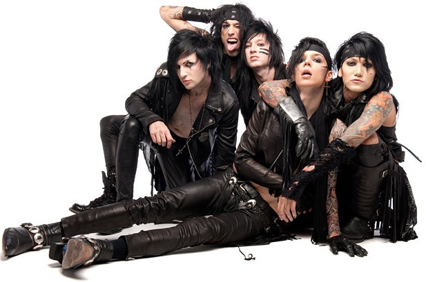 Black Veil Brides Explore 'New Ground' With Utopian Concept Album, Film