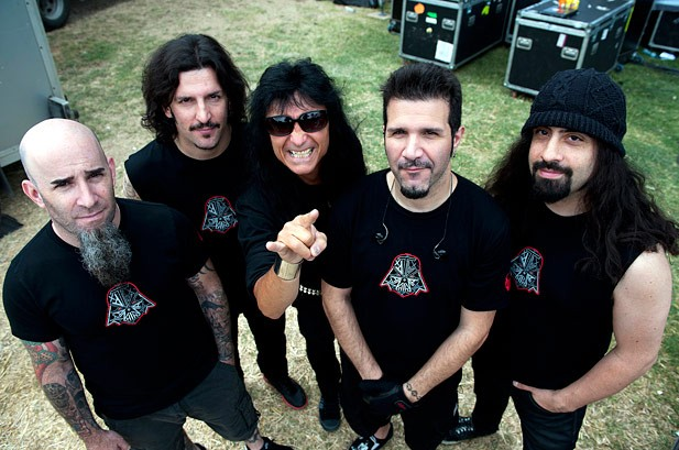 Anthrax Guitarist Departs as Band Gears Up for Busy 2013
