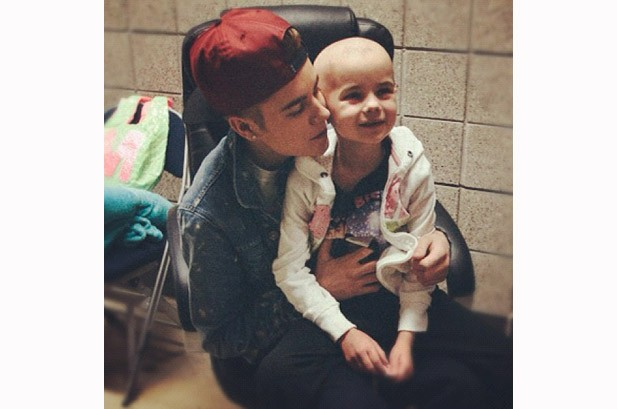 Justin Bieber's Saturday: Apologizes for Alleged Pot Use, Visits Cancer Patient