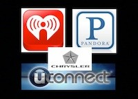 Pandora, iHeartRadio Expand Their Auto Footprints at CES