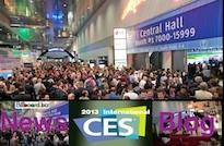 2013's Consumer Electronics Show News Blog