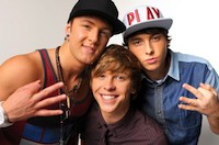 'X Factor's' Emblem3 Sign With Syco/Columbia