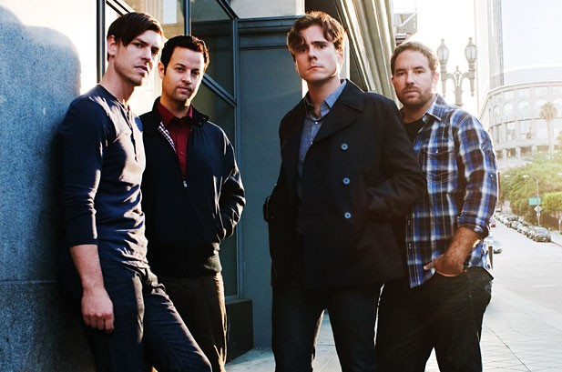 Jimmy Eat World Embraces Digital Domain with 'Invented'
