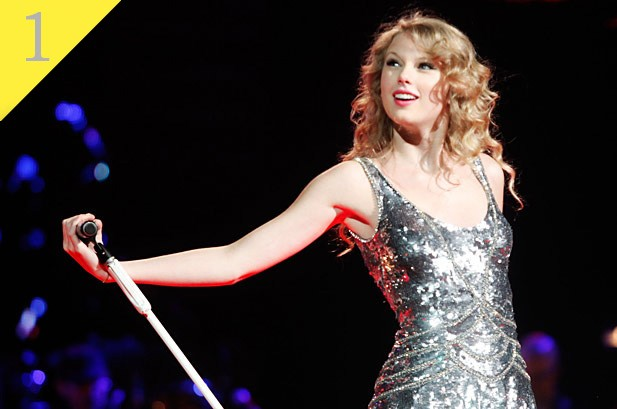 21 Under 21: Taylor Swift