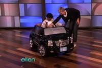 Pint-Sized Rapper Lil' P-Nut Performs on 'Ellen'