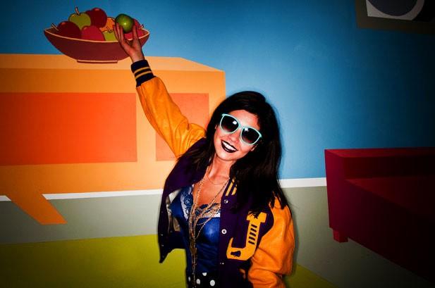 Marina & The Diamonds Put A Shine On 3Oh!3