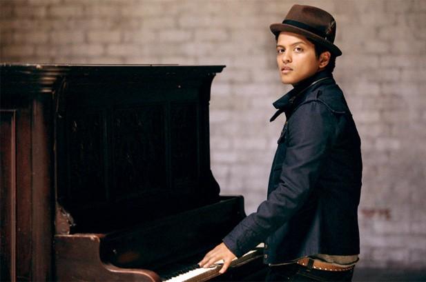 Bruno Mars Makes It Three Weeks Atop Hot 100