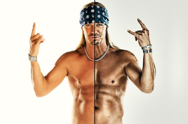 Bret Michaels Billboard Cover: Six-Pack Is Real, Says Photographer