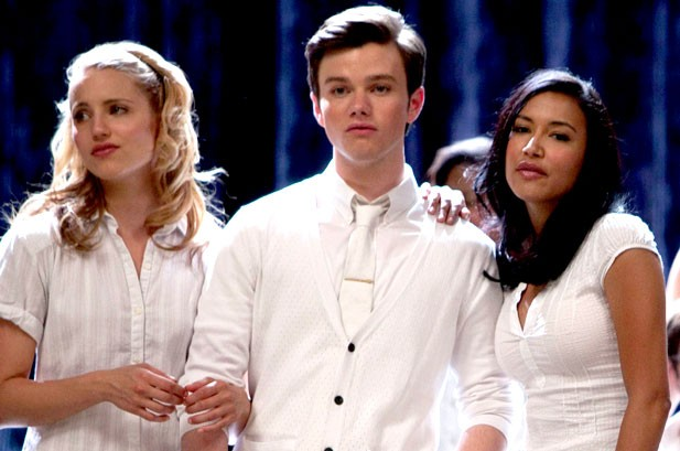 'Glee' Star Chris Colfer Reacts to Golden Globe Nominations