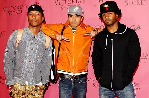 Pharrell Describes New N*E*R*D Album As 'A Time Capsule'