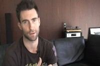Maroon 5's Adam Levine Speaks Out Against LGBT Violence