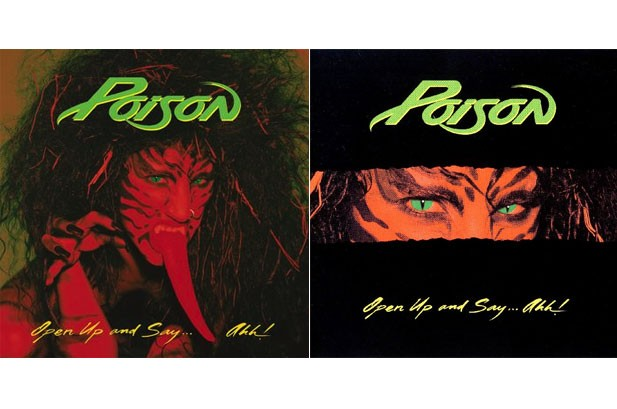 20 Banned Album Covers