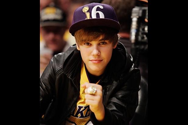 A Justin Bieber Birthday Card, from Billboard.com